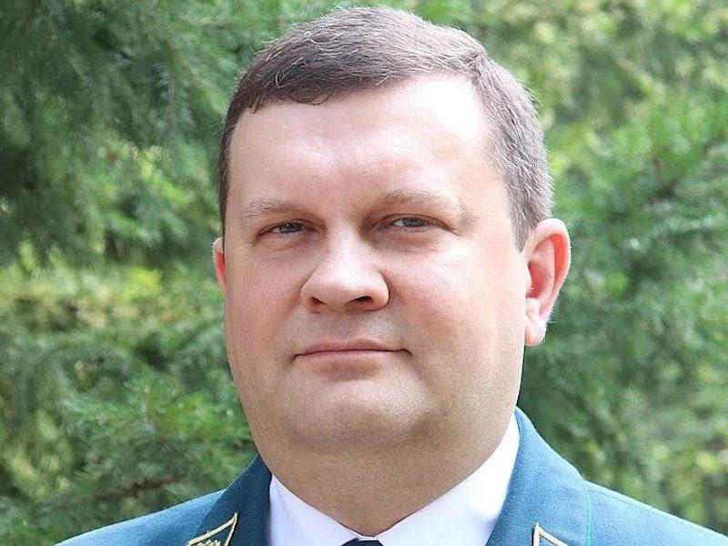 Задержан экс-министр лесного хозяйства Красноярского края