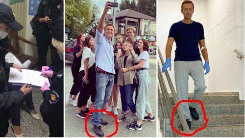 «Требую вернуть одежду»: Навальный обвинил ФСБ в «организации приступа диабета»