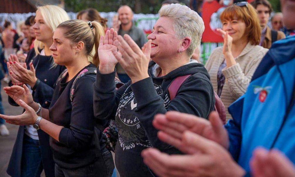 В Минске начались избиения женщин силовиками
