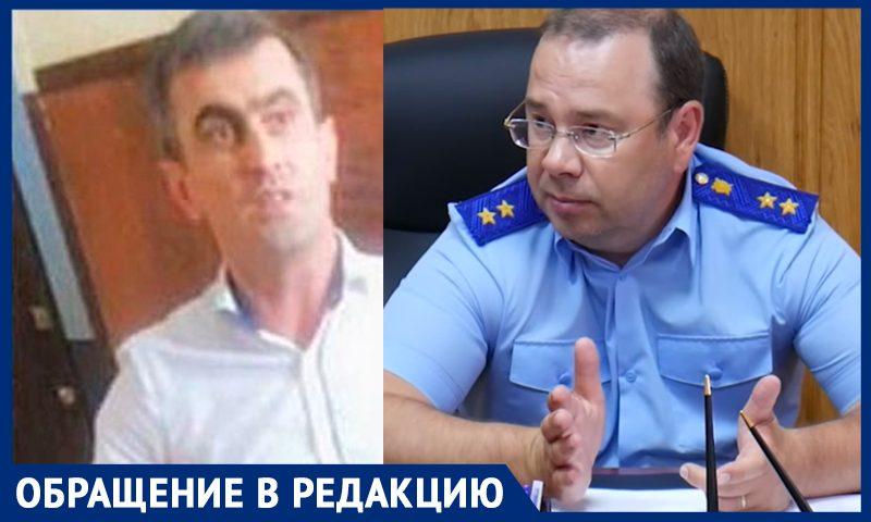 """Прокурор Москвы Денис Попов отстаивает незаконные приказы, которые подписал в Дагестане, рассказали """"Блокноту"""""""