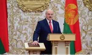Тайно и скромно: в Белоруссии прошла инаугурация Лукашенко