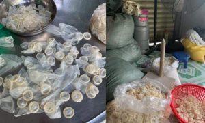Стирала и продавала: вьетнамскую бизнесвумен поймали на продаже «подержанных» презервативов