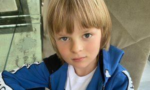 Сын Яны Рудковской обратился к президенту Владимиру Путину с просьбой защитить его