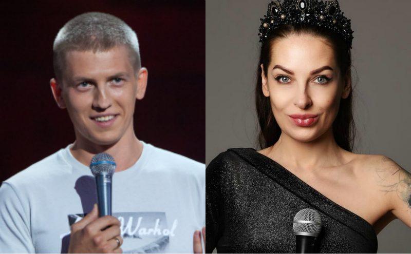 «Так много ее любит. Бесит!»: Наташа Краснова о признании комика Щербакова у Дудя