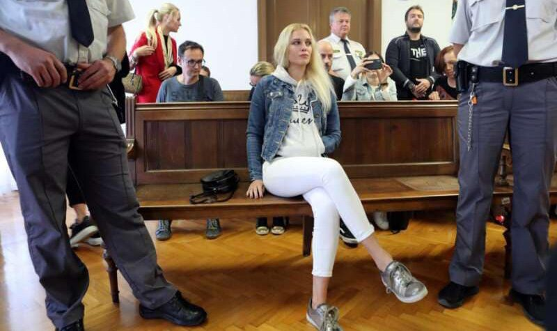 Бизнес-план: девушка с парнем решили отрезать ей руку ради страховки в 1 млн евро