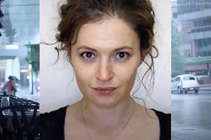Запад не заметил таинственной спутницы Навального