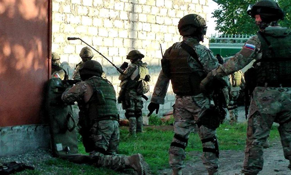 Иностранные бандиты убили двух чеченских спецназовцев в ходе КТО в Грозном