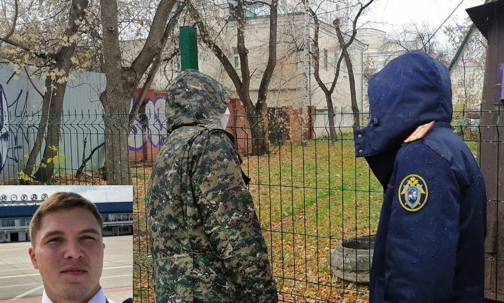 «Сам себе пропорол»: пропавшего в Екатеринбурге летчика нашли за гаражами с перерезанным горлом и проткнутой печенью