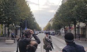 Одного обезглавил, двоих зарезал: террорист, крича «Аллаху Акбар», устроил бойню во французском храме