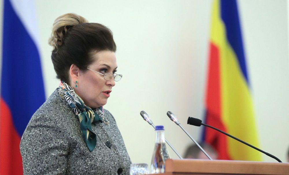Ростовский министр здравоохранения Татьяна Быковская ушла в отставку на фоне массовой смерти задохнувшихся без кислорода пациентов