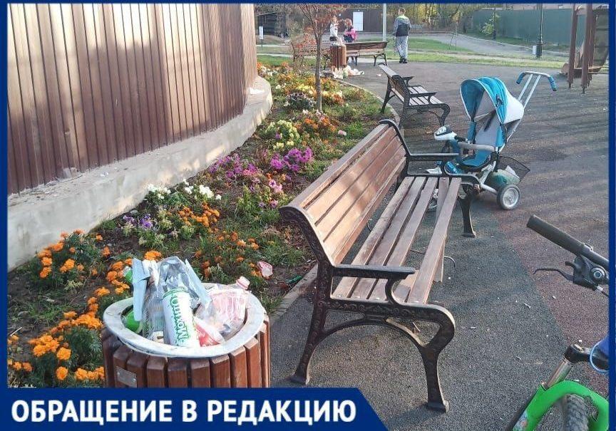 9 месяцев понадобилось людям, чтобы уничтожить парк за 15 млн в Ростовской области