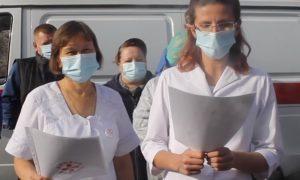 Медики открыто рассказали об отсутствии средств защиты и произволе главврача-единоросса в воронежской больнице