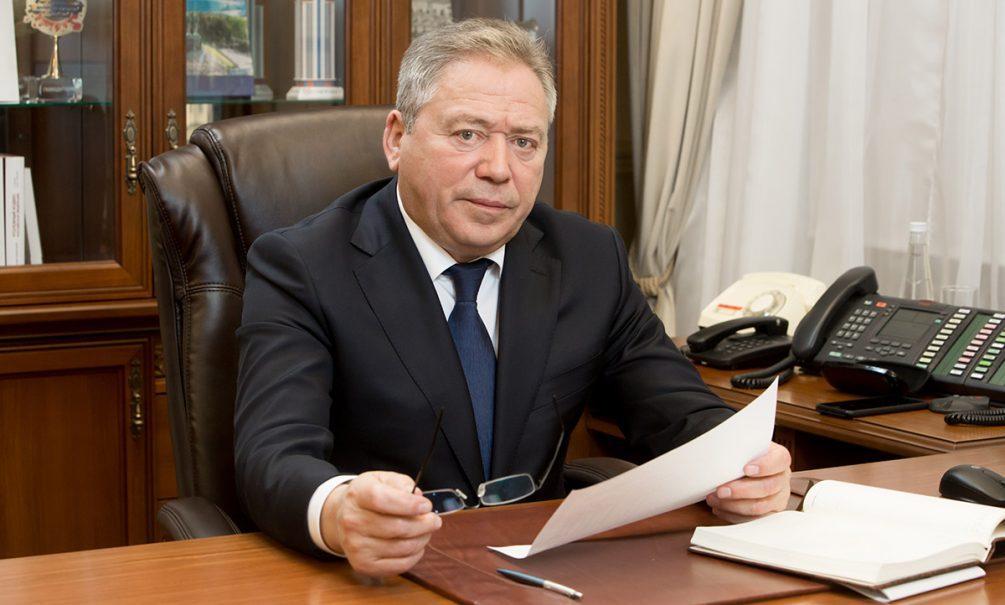 От коронавируса скончался мэр столицы Башкирии