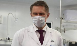 Министр здравоохранения Мурашко самоизолировался из-за коронавируса