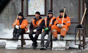 Россия будет выплачивать гастарбайтерам пенсию