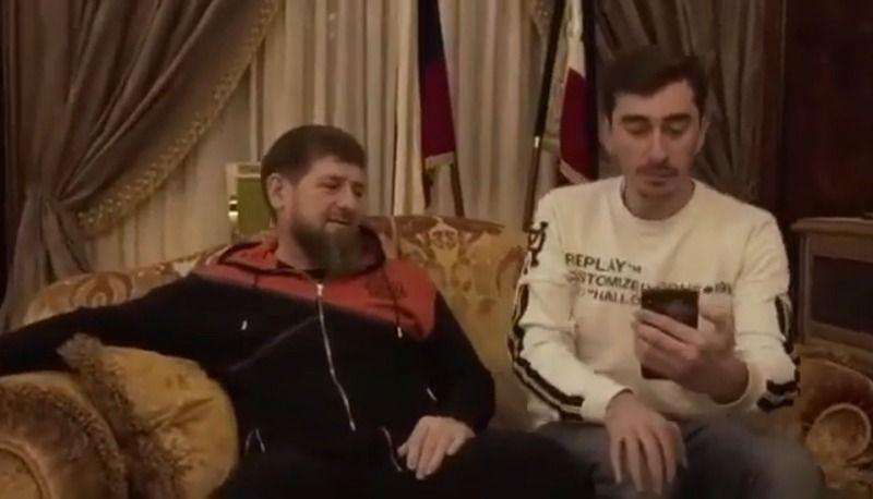Рамзан Кадыров сделал блогеру щедрый подарок