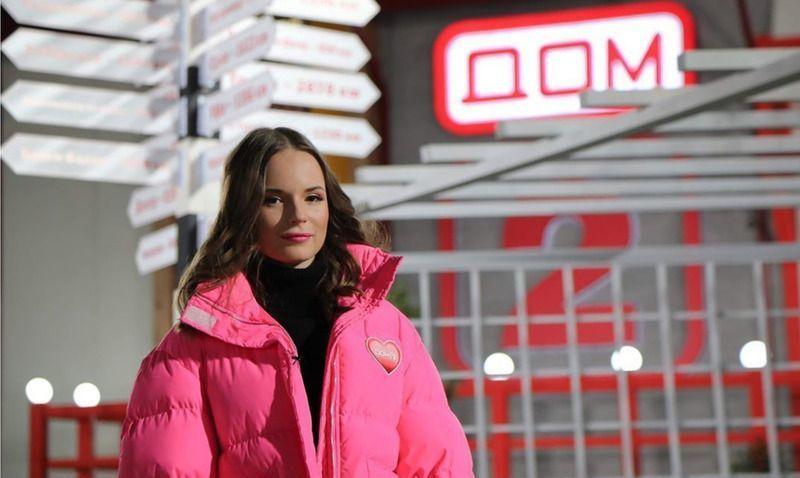 Официально: Саша Спилберг стала новой ведущей «ДОМа-2»