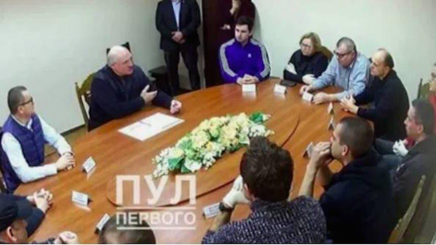 Лукашенко неожиданно оказался в СИЗО