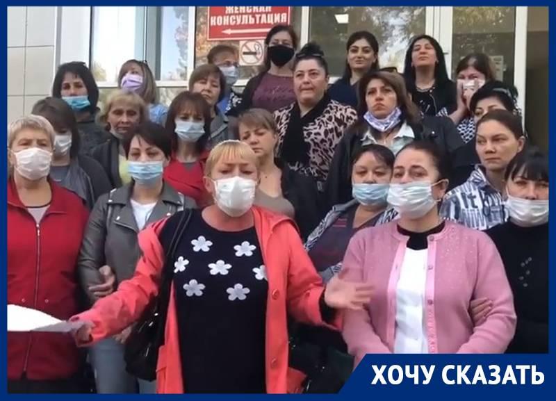 Пятигорские медики взбунтовались из-за перепрофилирования роддома под Covid-госпиталь
