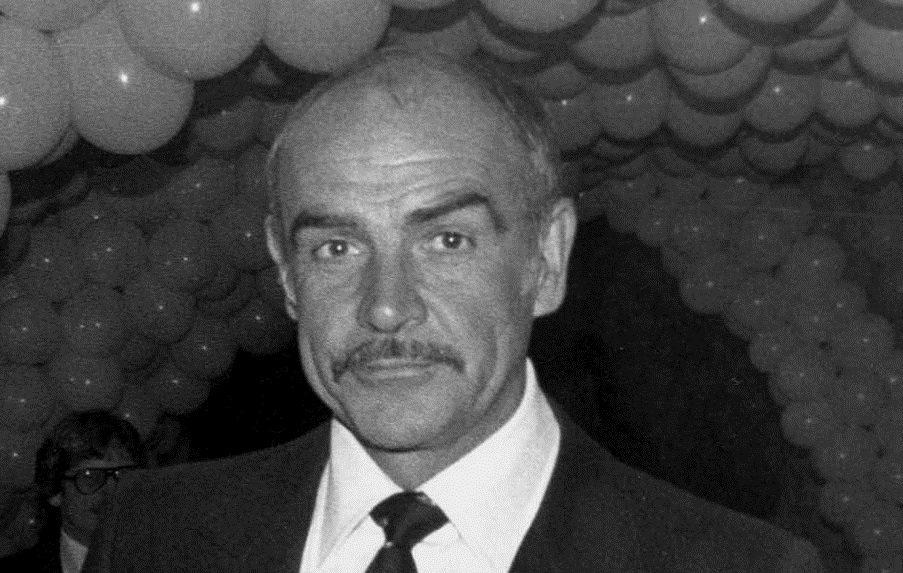 Умер лучший Джеймс Бонд Шон Коннери