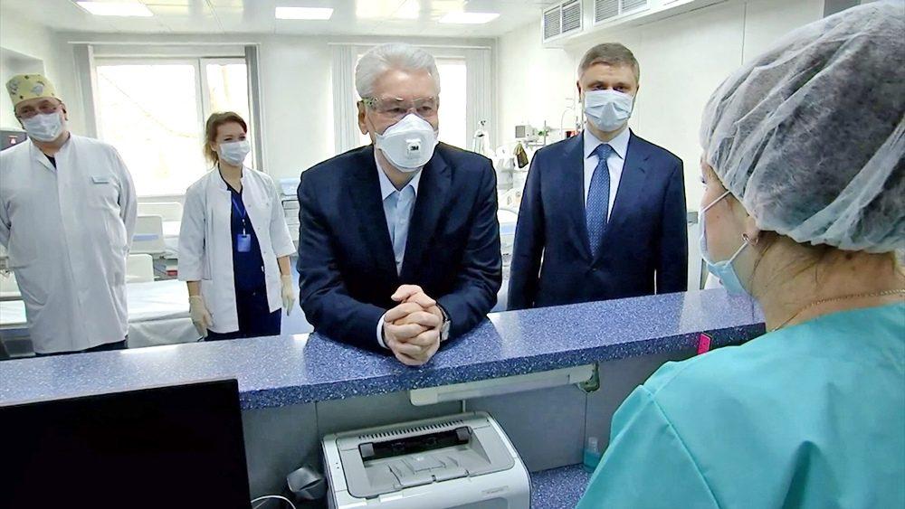 С 8 марта в Москве отменяется обязательный режим самоизоляции для пожилых людей