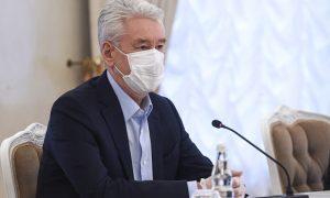 Собянин рассказал, когда можно записаться на вакцинацию от ковида