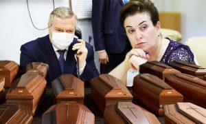 13 трупов в госпитале Ростова: чиновники забыли заказать кислород для ИВЛ