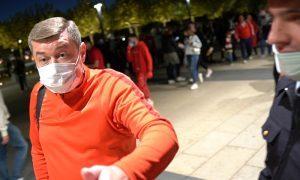 «Ты будешь сосать», - фанат «Спартака» нагрубил полицейскому в Краснодаре