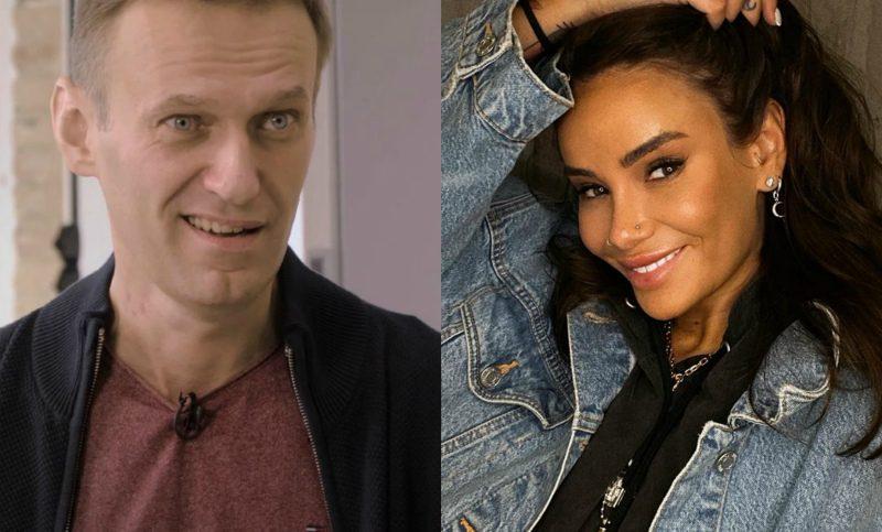 Айза Анохина устроила скандал с подписчиками после обвинений в «проплаченности» поста о Навальном