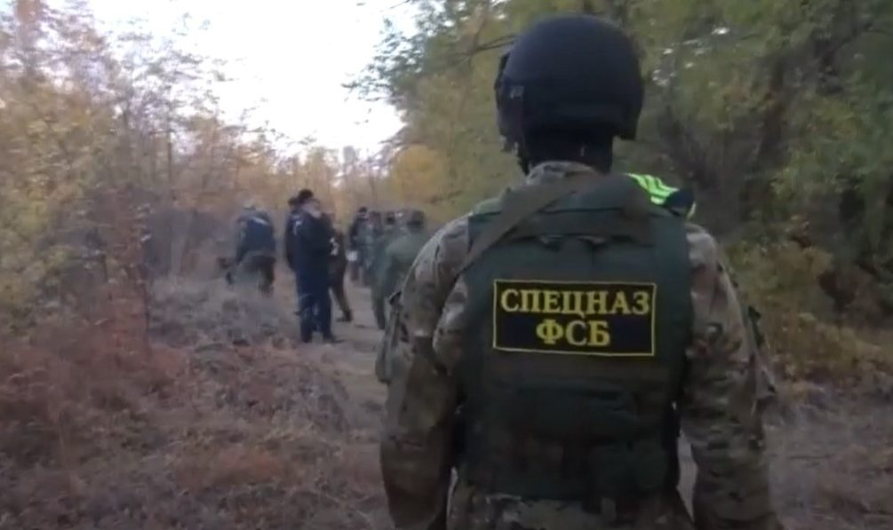 В Волгограде силовики уничтожили боевиков, планировавших теракты