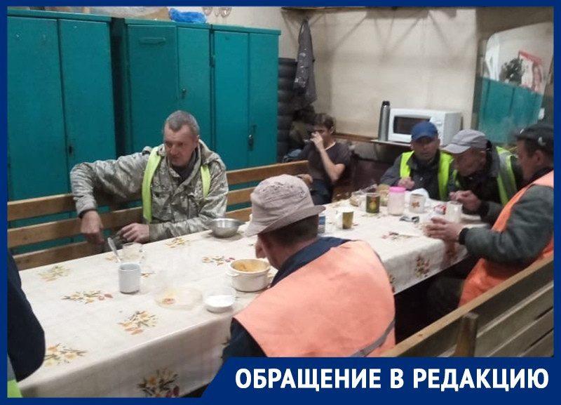 В Воронеже сотрудники комбината благоустройства взбунтовались против директора из-за адских условий труда