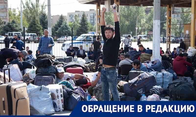 Захватили город: жители Волжского боятся распространения коронавируса из-за наплыва мигрантов