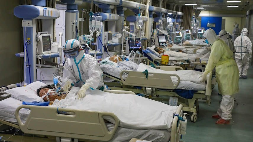 "Страшнее ""испанки»: ученые забили тревогу из-за смертности от COVID-19"