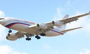 В России не нашлось жидкости, чтобы помыть самолет «как у президента Путина»
