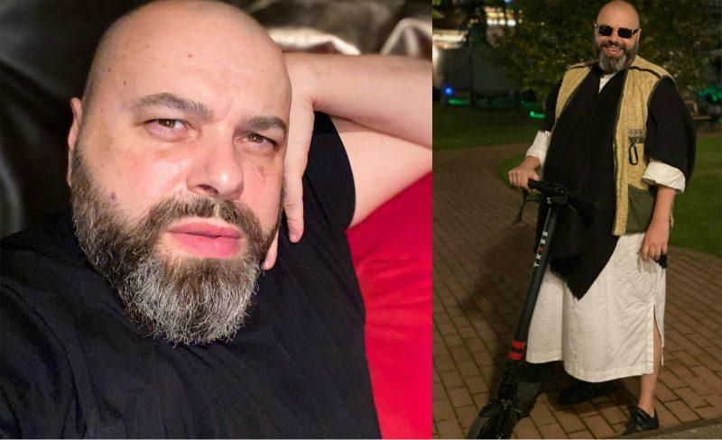 Максим Фадеев вышел на связь после жесткого падения