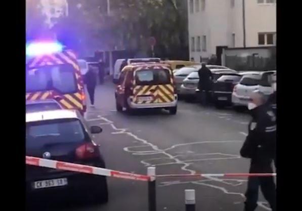 Во Франции расстреляли православного священника прямо у ворот храма