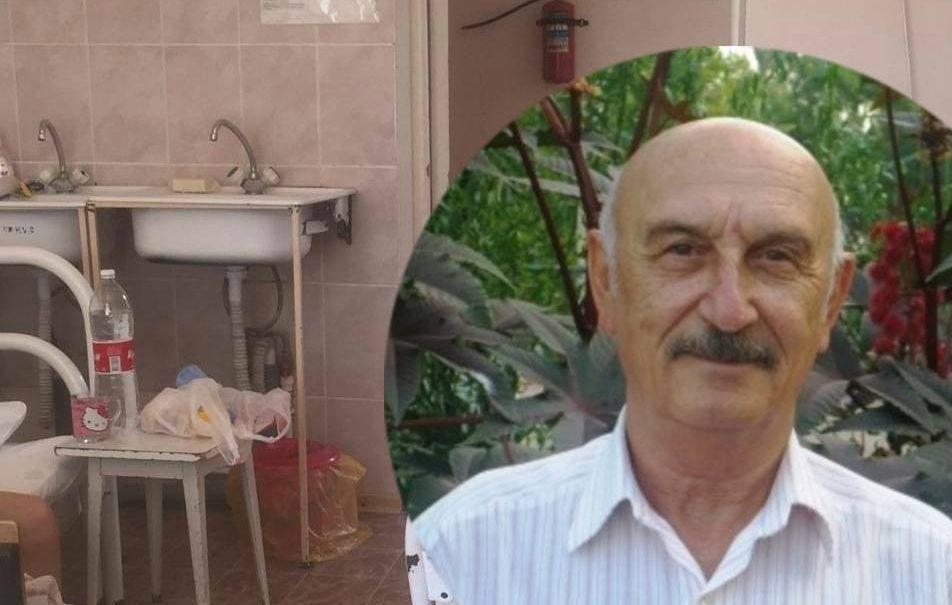 Еда в ведре и нет лекарств: 79-летний заслуженный работник образования РФ столкнулся с реалиями ковид-центра в Волгограде