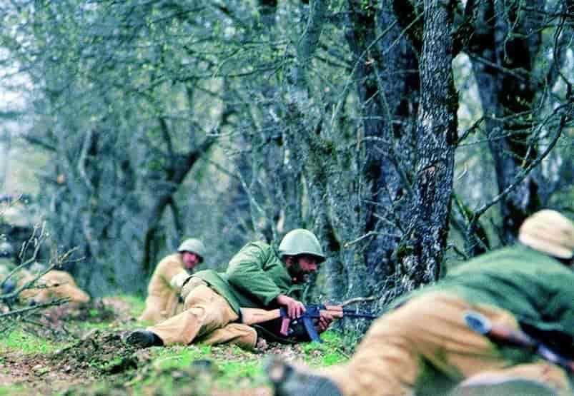 Две недели конфликта в Нагорном Карабахе. Главное
