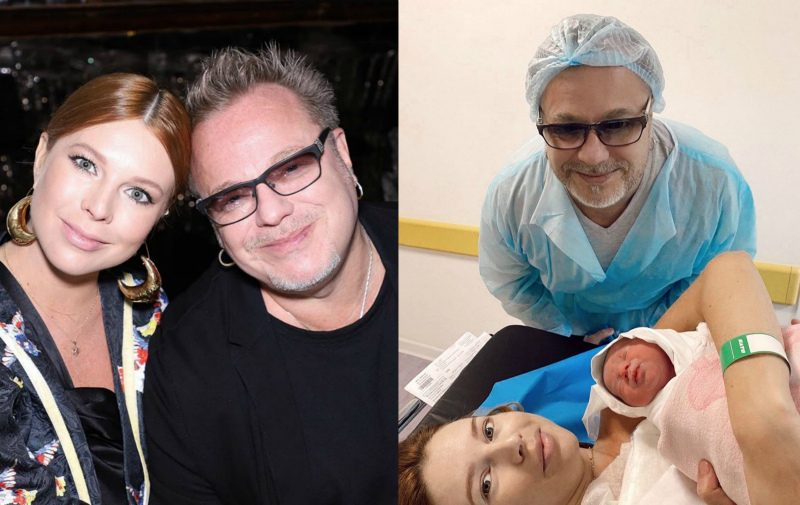 Наталья Подольская и Владимир Пресняков-младший стали родителями во второй раз