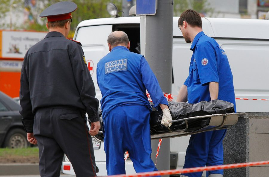 Уральские вечеринки настолько суровы, что кончаются в морге: хозяин убил четырех гостей из «Сайги»