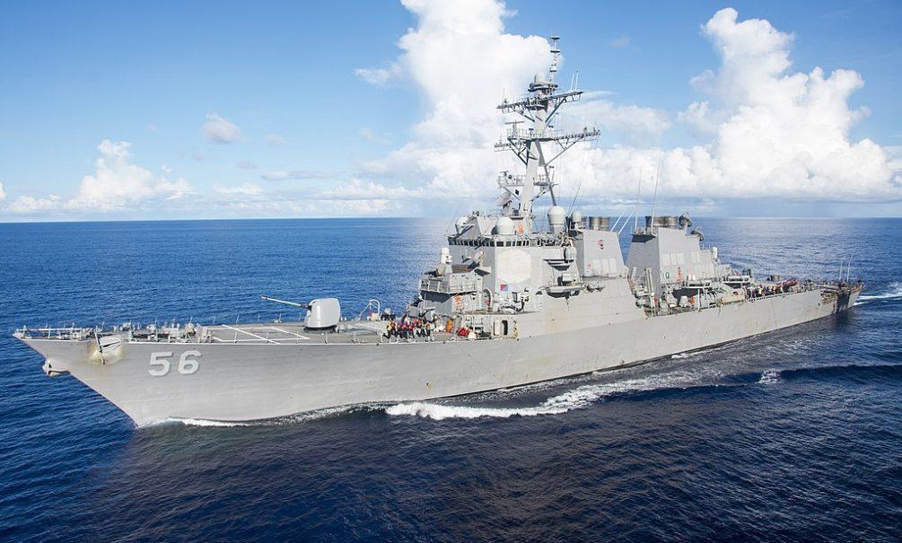 Эсминец США нарушил границу России. Его прогнали, пригрозив тараном