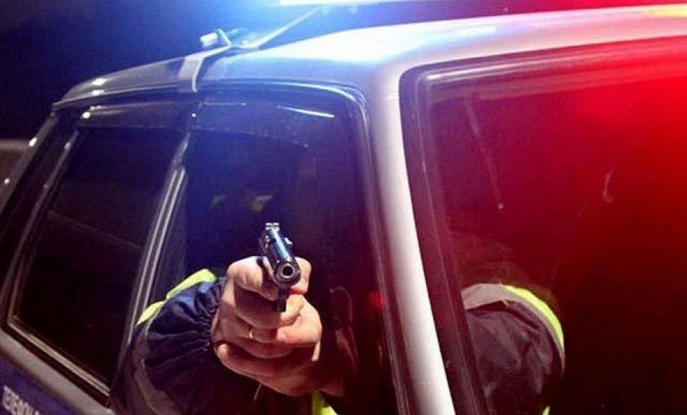 Полицейский в Москве прострелил колено ребенку