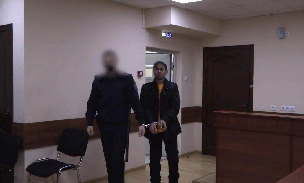 Опубликовано видео задержания членов банды Басаева и Хаттаба, убившей 15 российских солдат