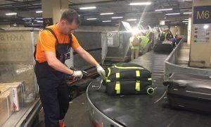 В аэропорту Шереметьево обнаружена угроза радиации
