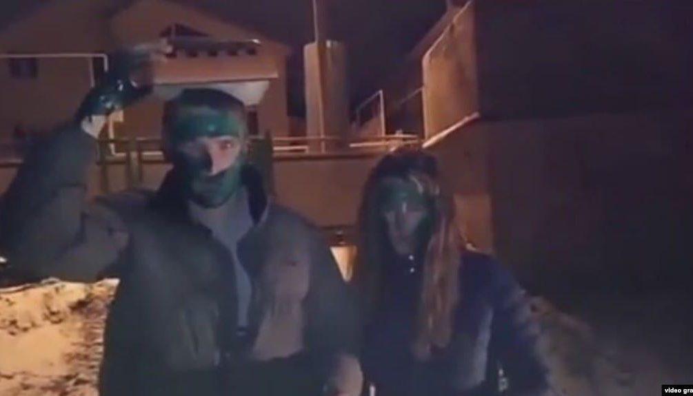 Тариф «Аватар»: ульяновские таксисты заставили «зайцев» умыться зеленкой и надеть шашки на голову