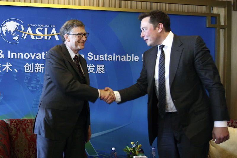 Илон Маск обошел в рейтинге богатейших людей мира Билла Гейтса