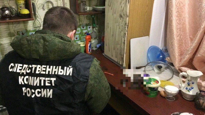 В Саратовской области наркоман отрезал шестилетнему мальчику голову