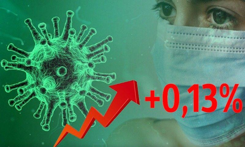 Динамика коронавируса на 24 ноября