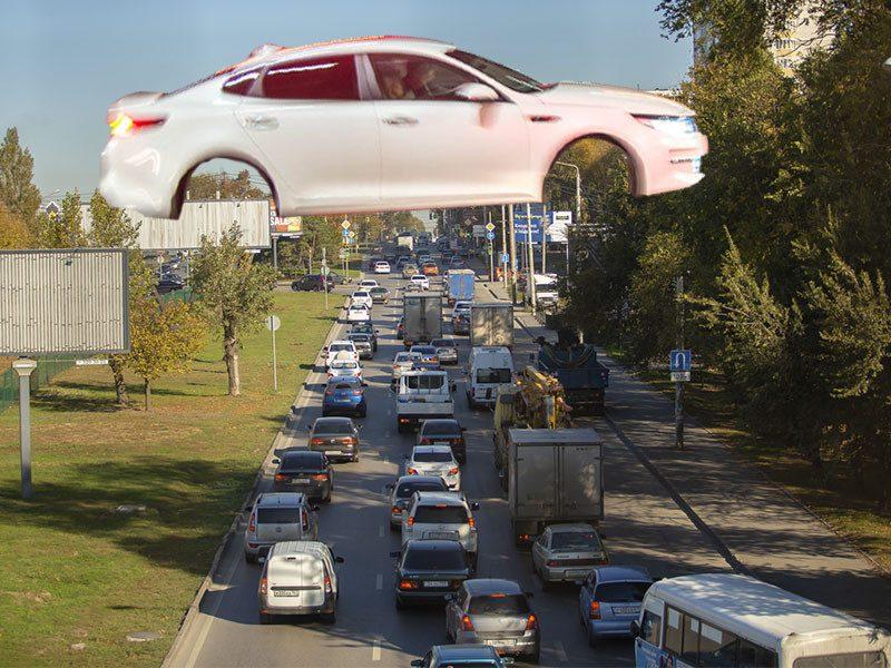 В Воронеже разрабатывают летающее такси за 200 тысяч долларов