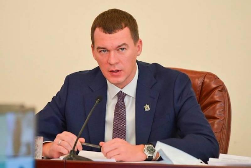 «Это вообще нормально?»: врио губернатора Хабаровского края возмутился охранникам за 33 млн рублей
